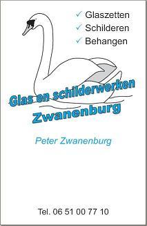 Peter Zwanenburg
